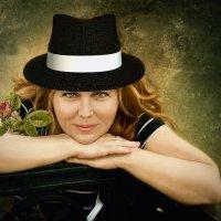 автопортрет :: Елена Хохлова