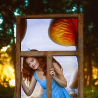 Алиса в стране чудес :: Эльвира Дадашева
