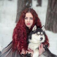 the Queen of winter :: Ольга
