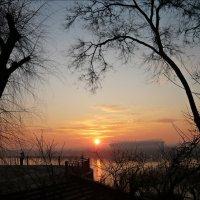 Утро начинается с рассвета! :: Надежда