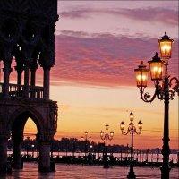 Утро в Венеции :: Елена Имберг