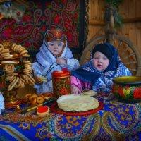 Масленица :: Юлия Бокадорова