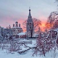Морозное утро. :: Олег
