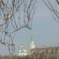 Астраханский Кремль :: Евгения Чередниченко