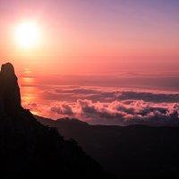 Уже и рассвет забреджил... :: Мария Драницына