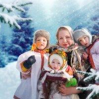 Проводы зимы :: Tanya Petrosyan