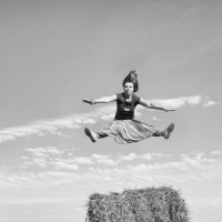 Полёт в летнее небо :: Андрей Михайлин