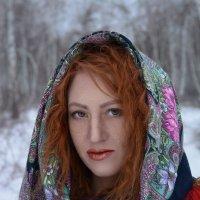 Русская краса :: Dariana Rowa