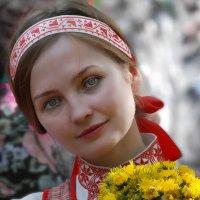 Вятская красавица :: Борис Гуревич