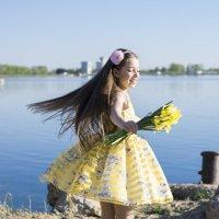 Желтое настроение :: Юлия Воробьева