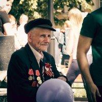 Ветеран войны :: лиана алексеева