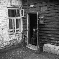 Соседка :: Мария Буданова