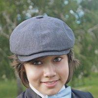 Мальчик в кепочке :: Оксана Гарбузова