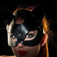 Женщина-кошка :: Максим Ершов