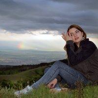 Портрет красавицы :: Наталья (D.Nat@lia) Джикидзе (Берёзина)