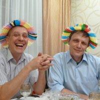 Когда весело... :: Галина
