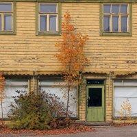 Осень в Финляндии :: skijumper Иванов