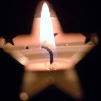 Горит свеча :: Татьяна Егорова