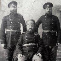 сибирские казаки на войне 1914 год :: Ольга Гомзина