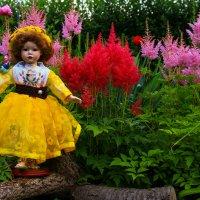 Улыбка лета— золотая вспышка! :: Mila .