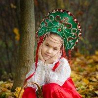 Русская красавица :: Ольга Нежикова