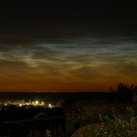 Серебристые облака :: Светлана Карнаух