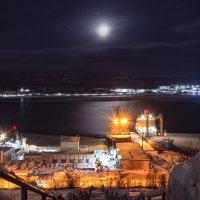 Кольский залив. Мурманск :: Алиса Ворфоломеева