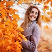 Последняя школьная осень. :: Татьяна Кудрявцева