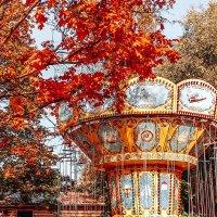 карусель в осень :: v-olga3
