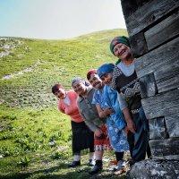 Алтайские девчонки... :: Roman Mordashev