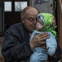 Внучок... :: Андрей Иванов