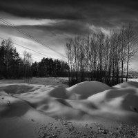 После снегопада :: Владимир Лиханский