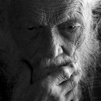 Портрет художника Востокова В.А. :: Эдуард Басов