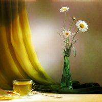 Ромашковый чай :: Юлия Эйснер