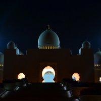 мечеть :: Алексей Цветков