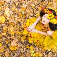 Леди осень :: Валерий Синегуб