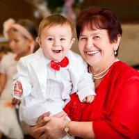 Бабушка с Внуком :: Svetlana