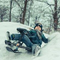 Зимняя скорость :: Михаил Кучеров