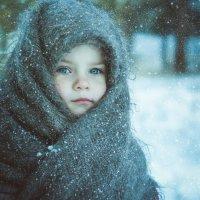 Снежная Ангелина :: Ольга