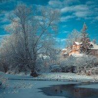 Зимняя сказка :: Игорь Вишняков