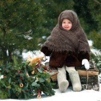 Новогодний Лес- Место Чудес! :: Galina Sasina