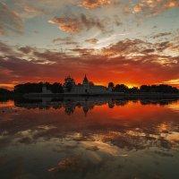 Пламень заката :: Роман Макаров