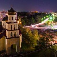 Любимый город Лозовая! :: Олег Полянский