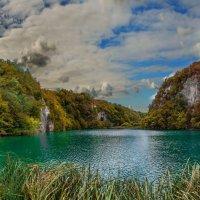 Плитвицкие озера.Хорватия.Осень :: юрий макаров