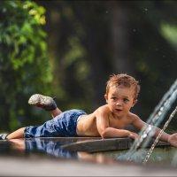 Одна из самых больших удач в жизни человека — Счастливое Детство :) :: Алексей Латыш