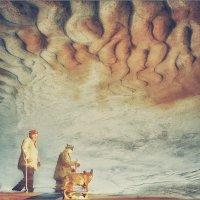 Oни не видят небо, только их отражения :: Daiva