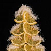 Новый год в стране Лимонии :: Ольга Кузьмина