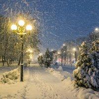 Снегопад :: Игорь Сарапулов