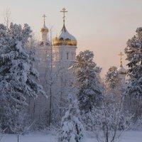 Морозный февраль :: Vilyma ---