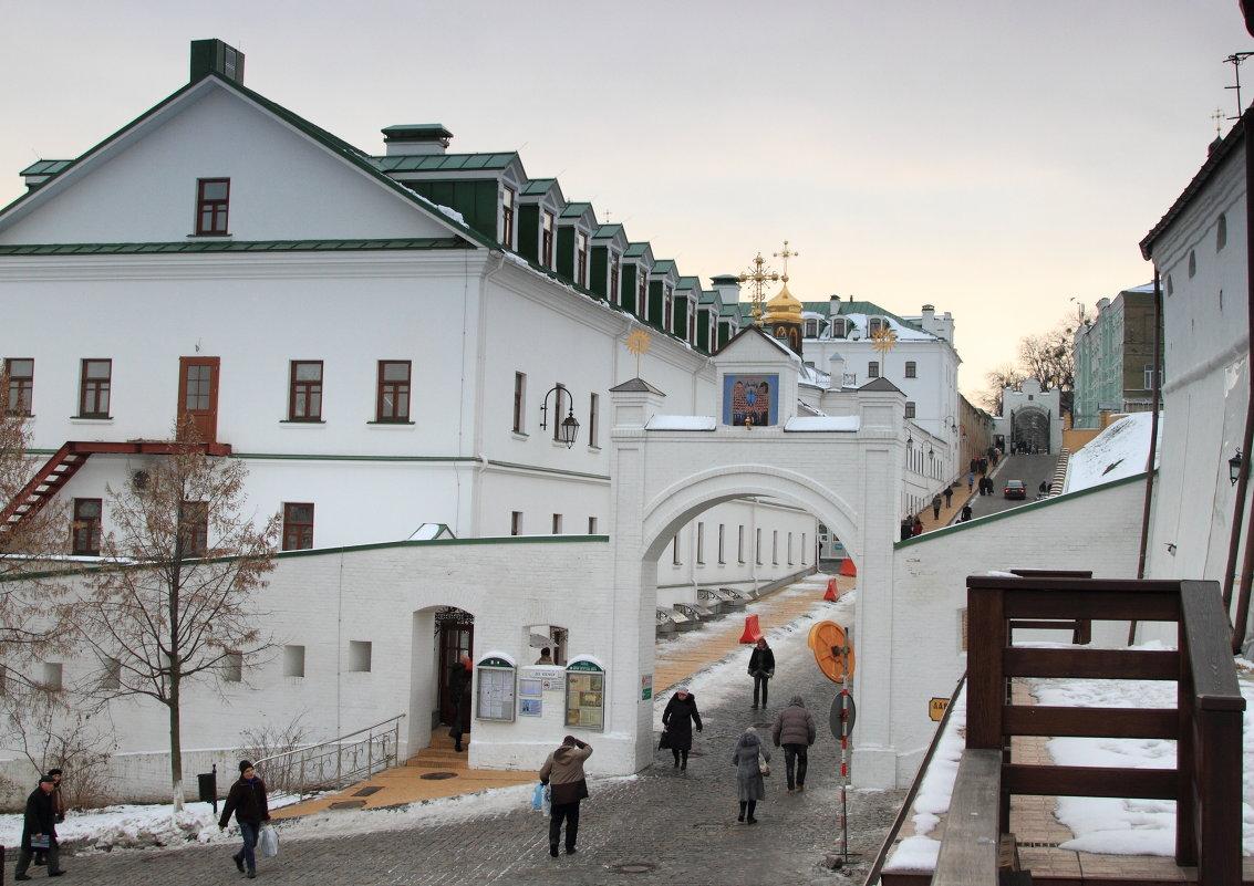 Церковная улица - Николай Витрук